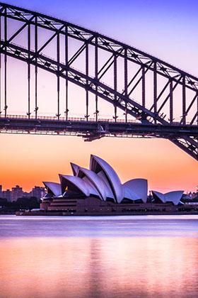 澳大利亚个人旅游签签证办理