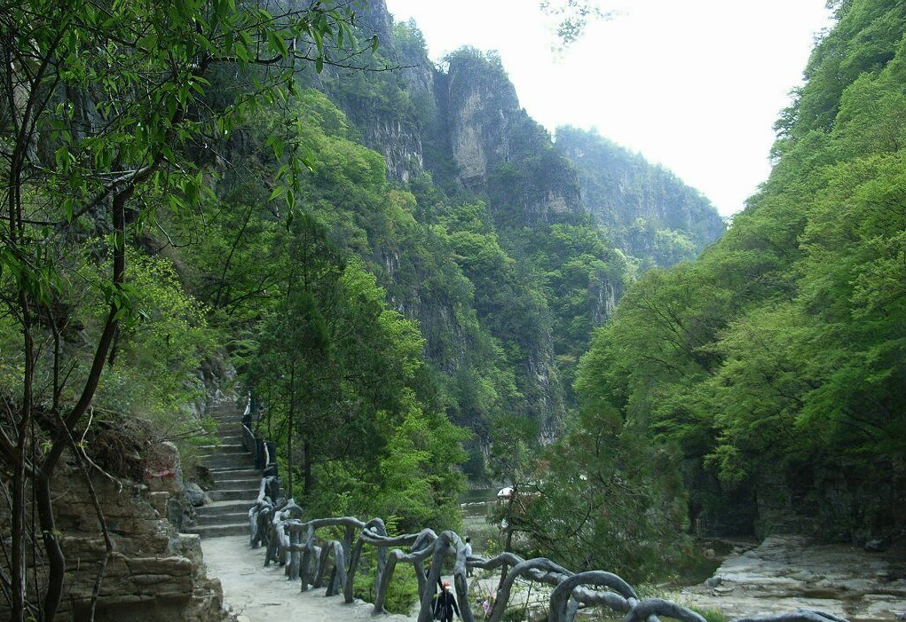 洛阳到晋城旅游--洛阳到晋城凤凰欢乐谷二日游