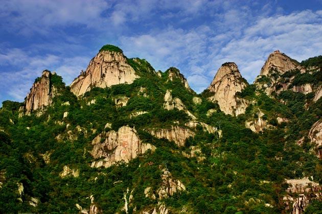 洛阳到南召天河冲浪、五朵山、万福宫二日游--洛阳到南阳旅游
