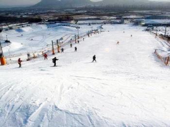 洛阳到木扎岭滑雪一日游