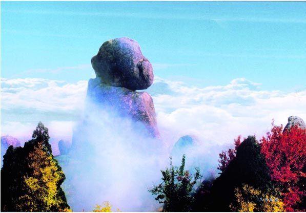 河南省驻马店市嵖岈山旅游景区