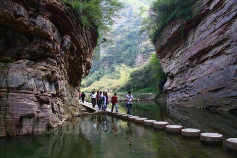 洛阳到龙潭峡一日游--龙潭大峡谷旅游