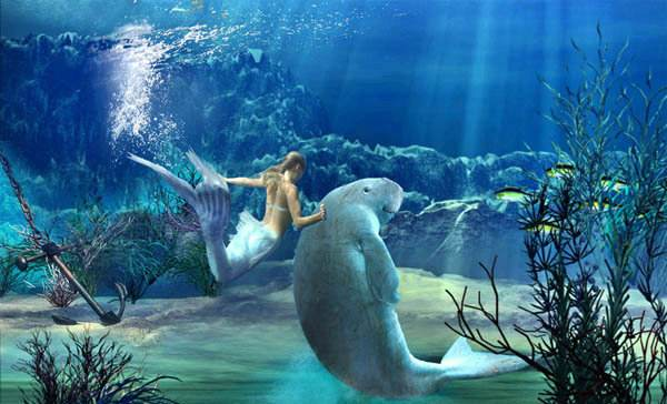壁纸 海底 海底世界 海洋馆 水族馆 600_364